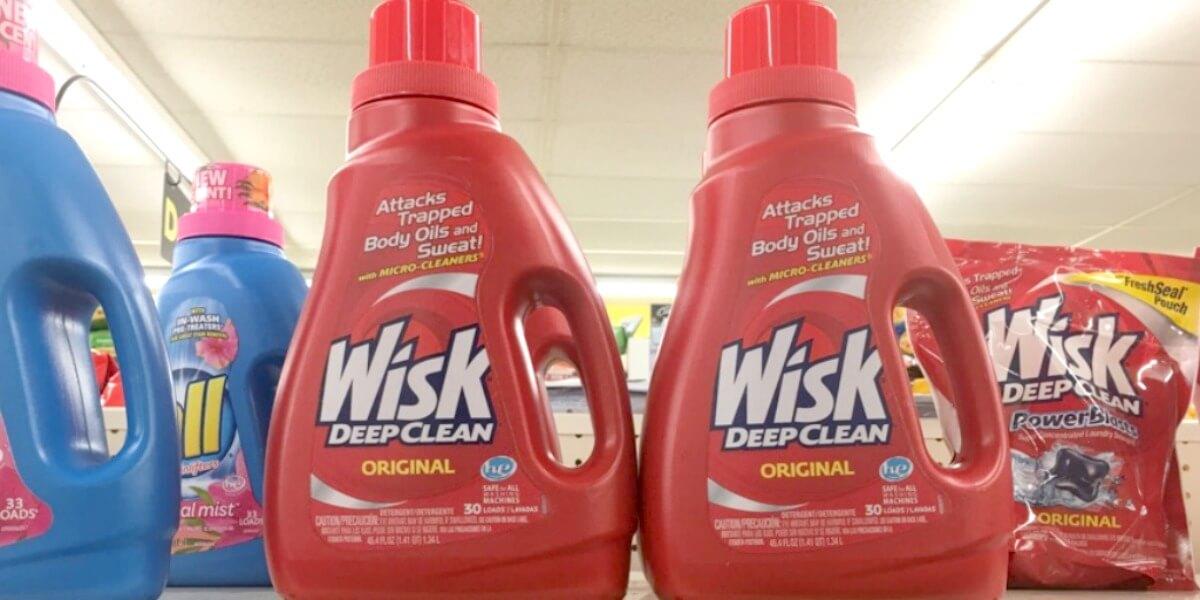 Wisk deep clean original detergent ktm 2 stroke oil