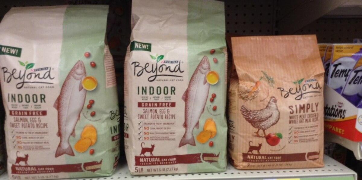 Beyond Natural Cat Food Coupon