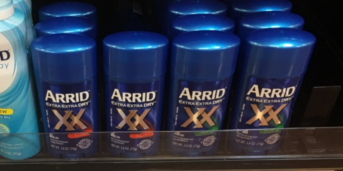 FREE Arrid and Arm & Hammer Deodorant at Acme!