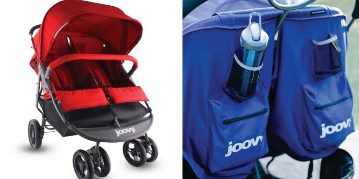 Target: Joovy ScooterX2 Double Stroller $179.99 + $30 Gift ...