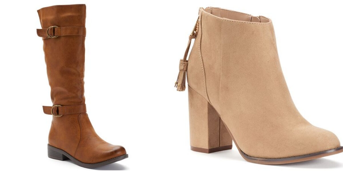 Women's Boots Clearance Starting at