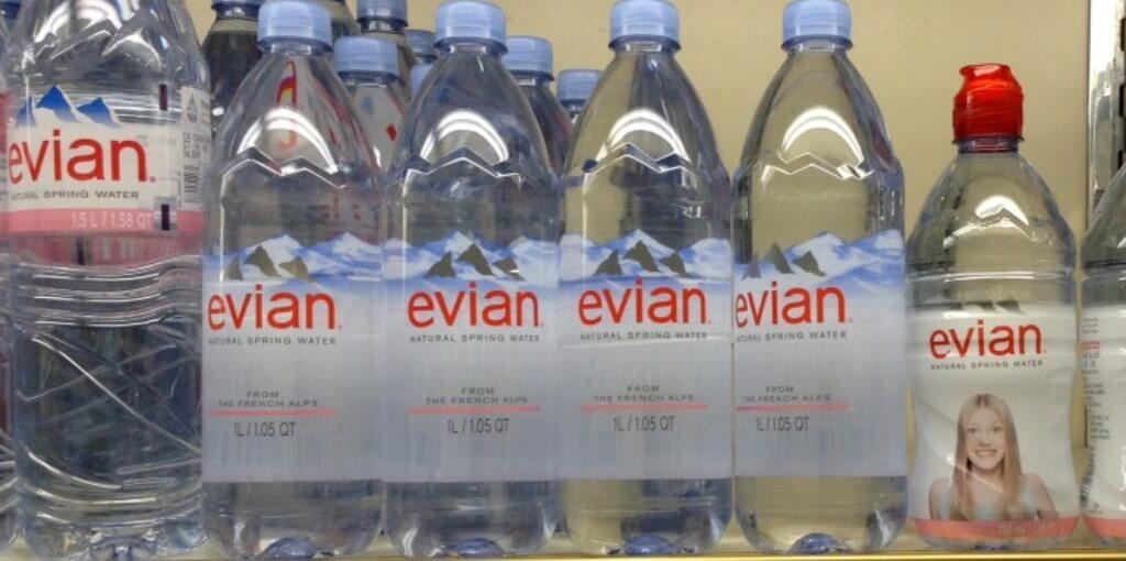 Evian Natural Spring Water 1 Liter Bottles Just 0 22 At