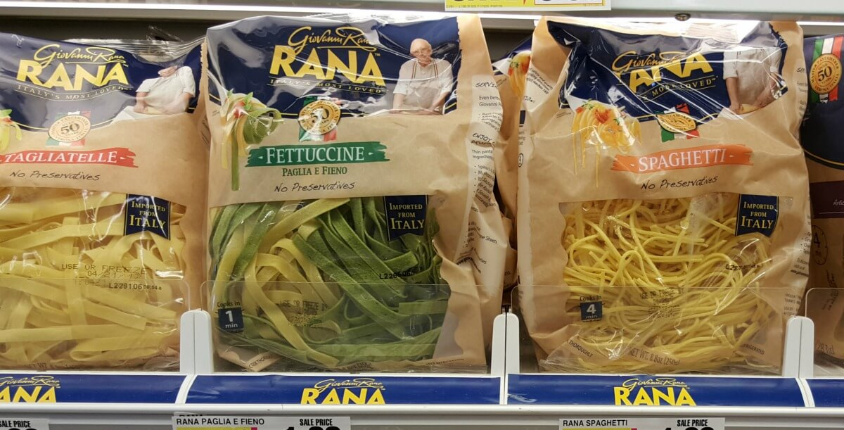 Giovanni Rana Refrigerated Pasta as Low as FREE at ShopRite!