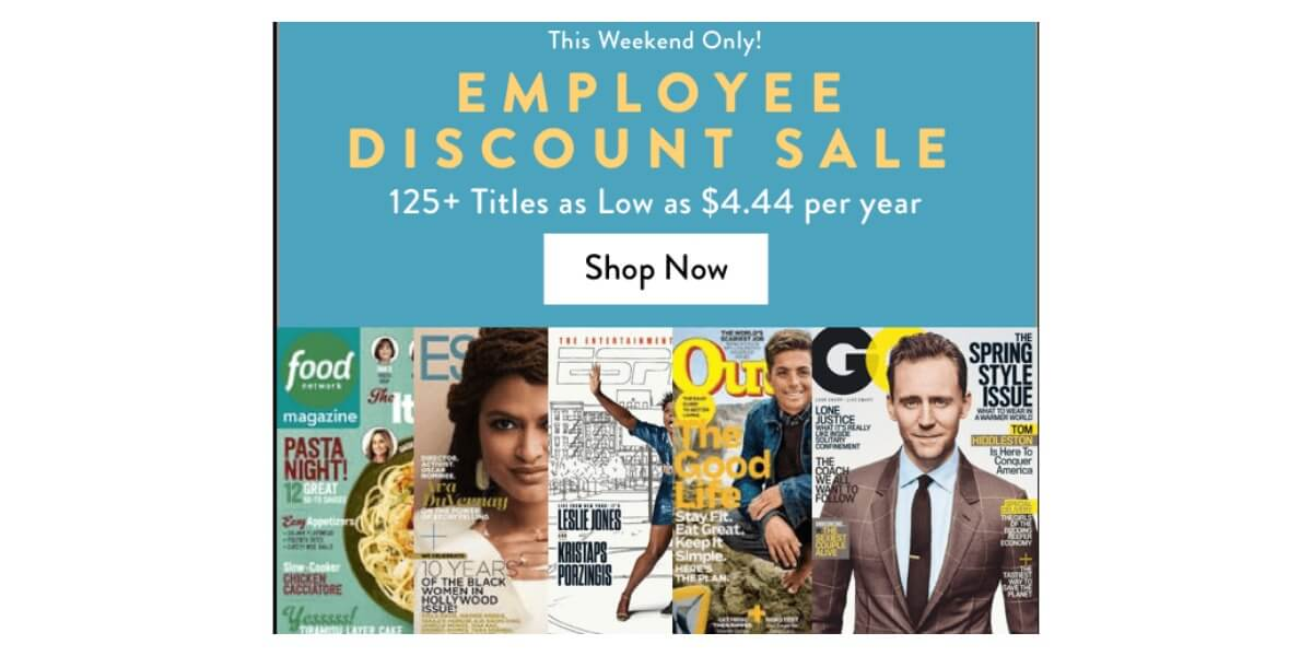 ftm magazine coupon code