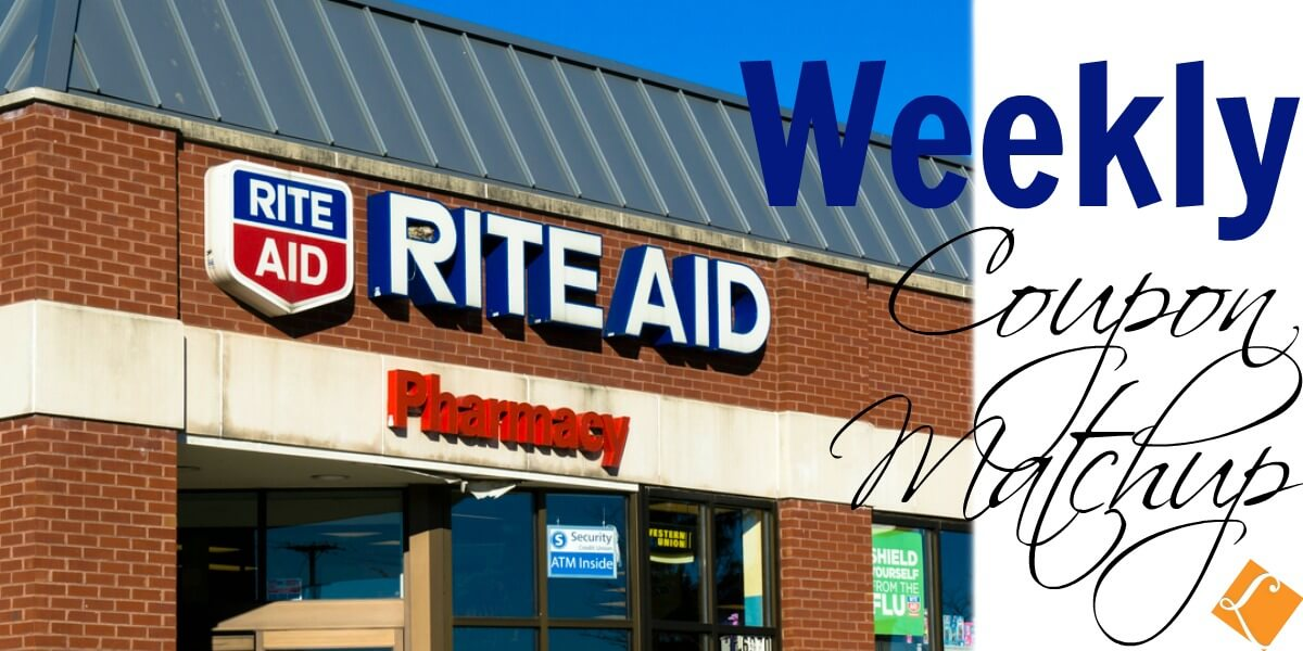 Rite Aid Coupon Match Ups 3/24