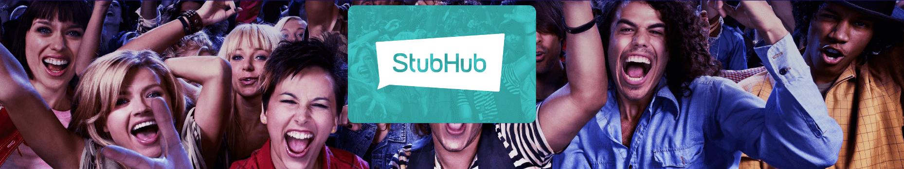 Stubhub coupon code $20