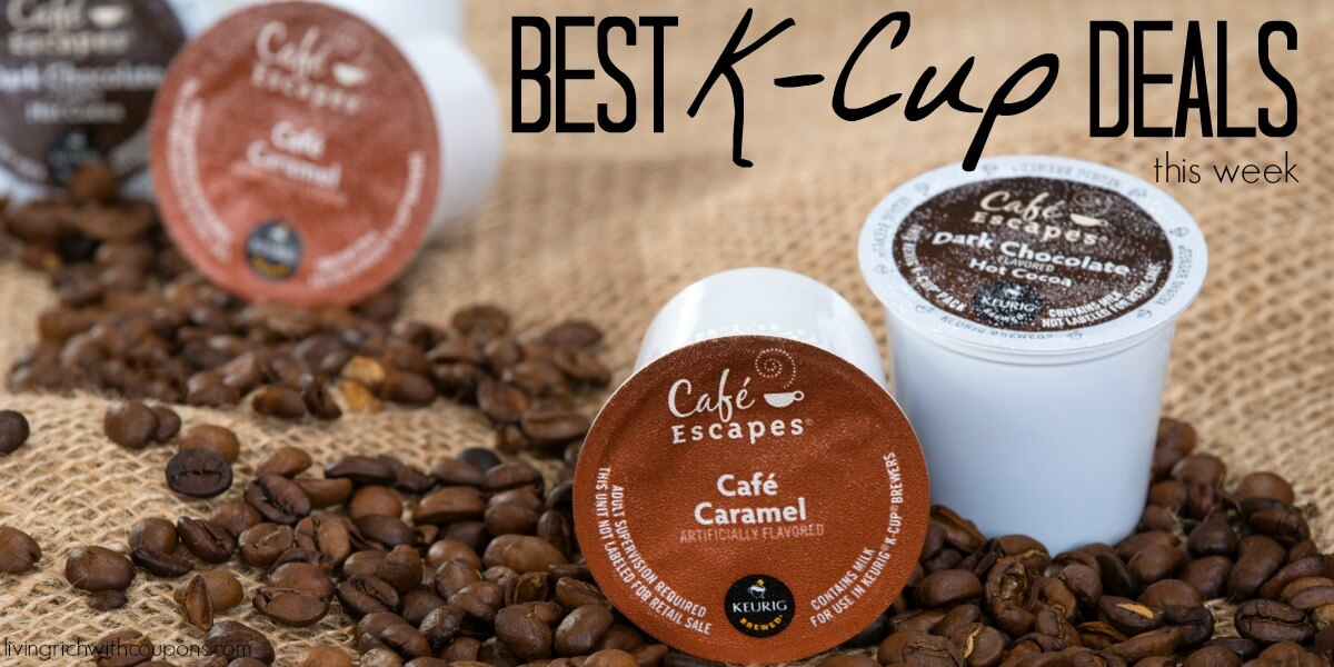 K-Cup Coupons 3/3/19