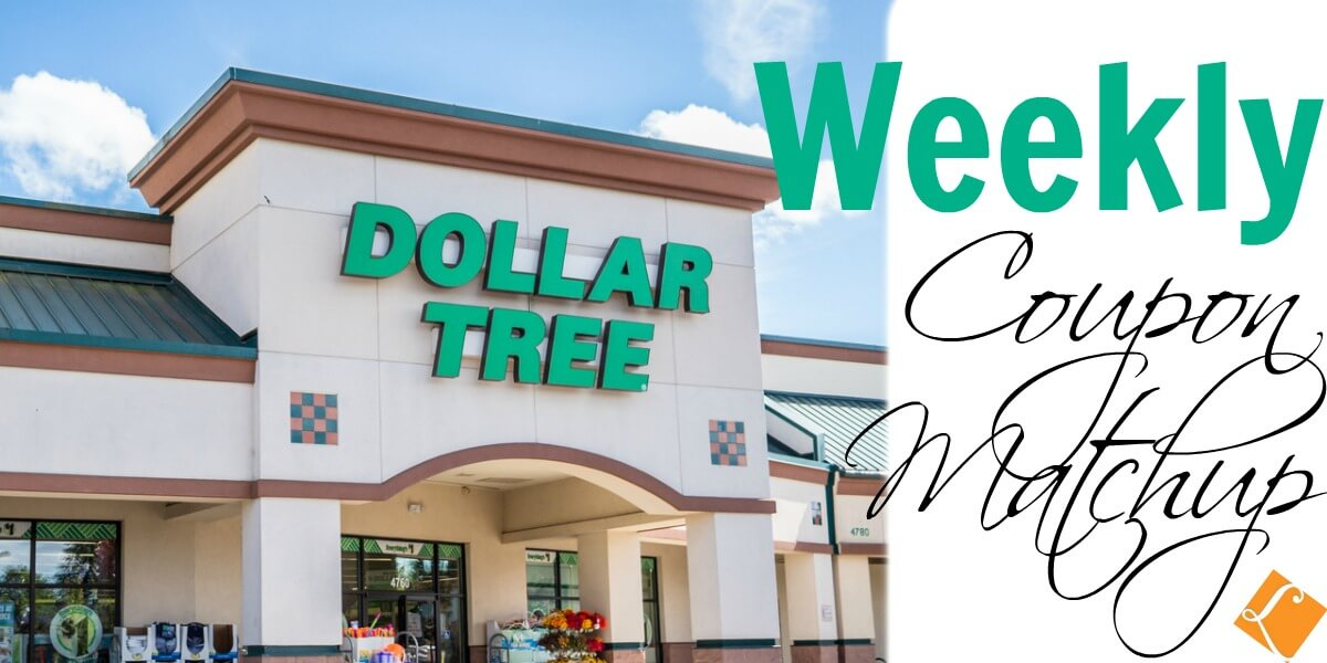 Dollar Tree Coupon Match Ups 2/17