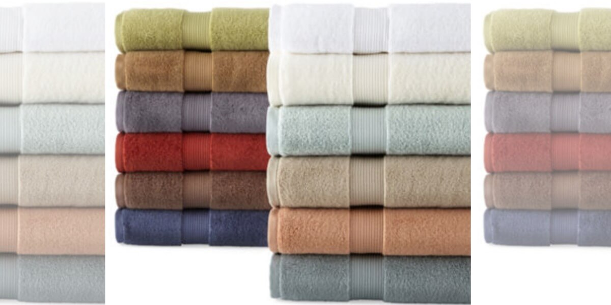 Royal Velvet Signature Bath Towels Only 7 From