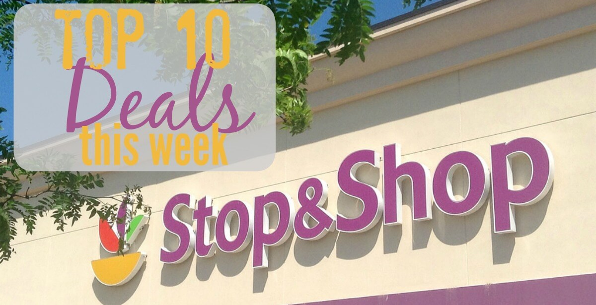 10 of the Most Popular Deals at Stop & Shop - Ending 7/27