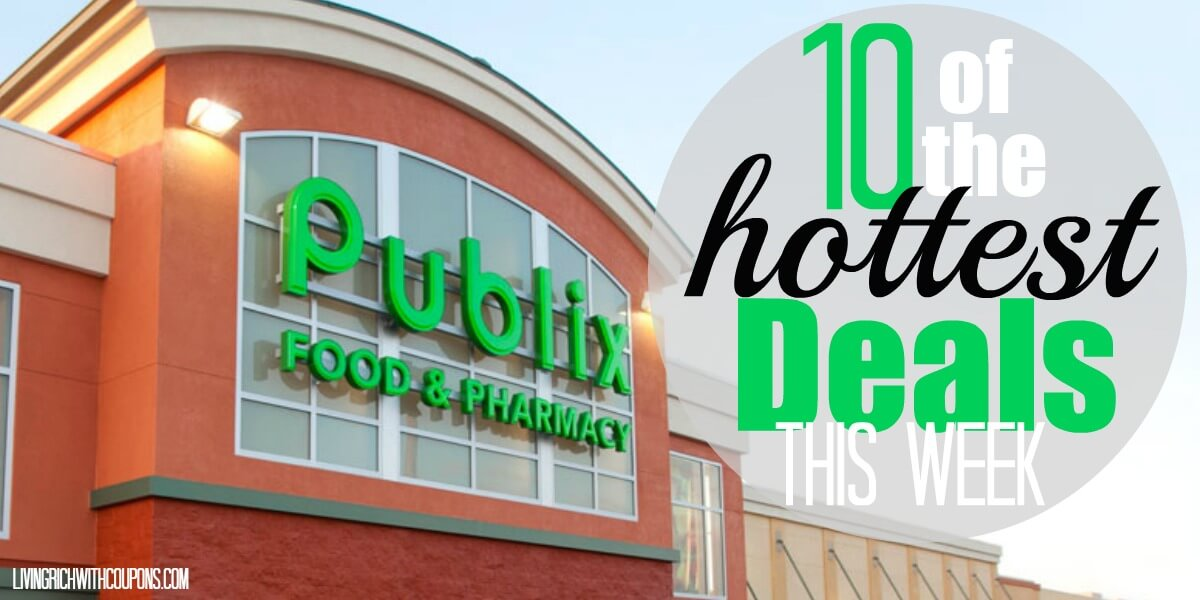 Publix Sales Week of 1/1/19