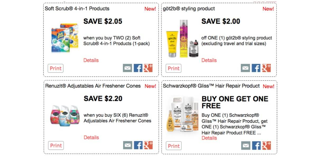 photo relating to Printable Schwarzkopf Coupons referred to as More than $45 within Fresh Crimson Plum Printable Coupon codes - Help save upon Delicate