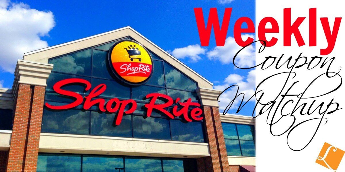 ShopRite Coupon Match Ups 3/24