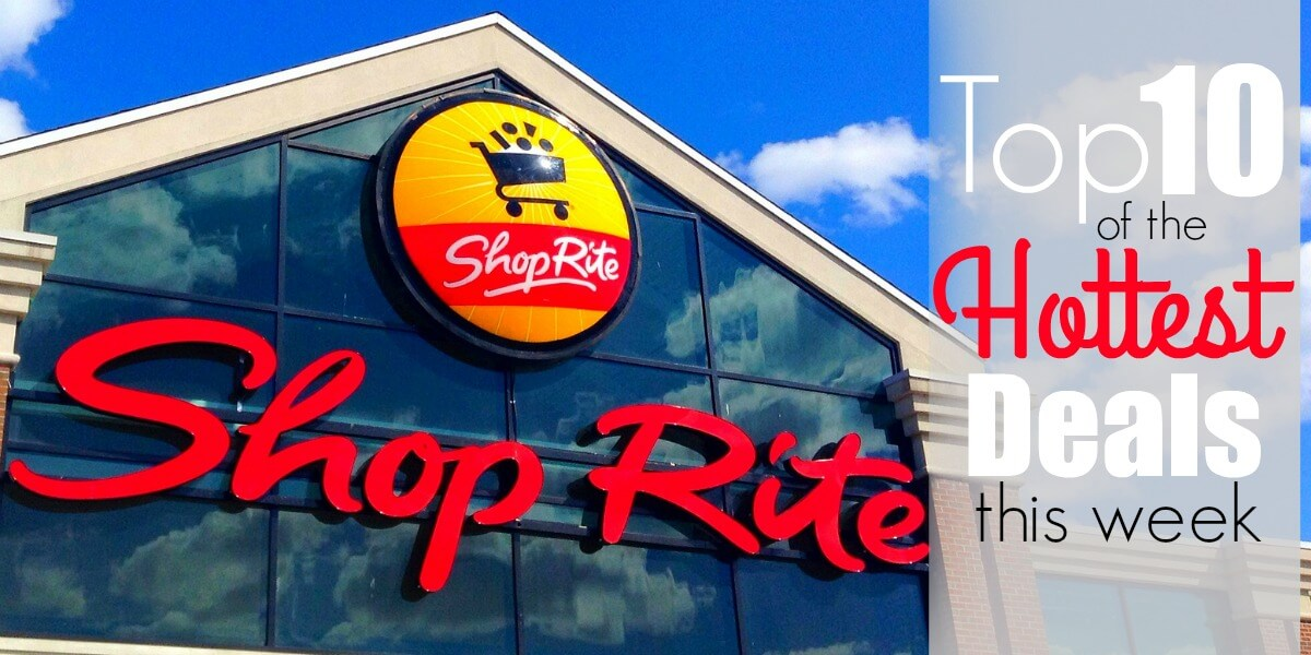 10 of the Most Popular Deals at ShopRite - Ending 8/12 |--Living Rich With Coupons®