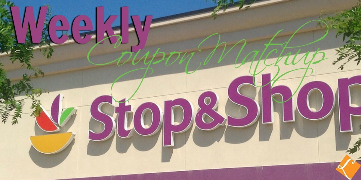 Stop & Shop Coupon Match Ups 3/22