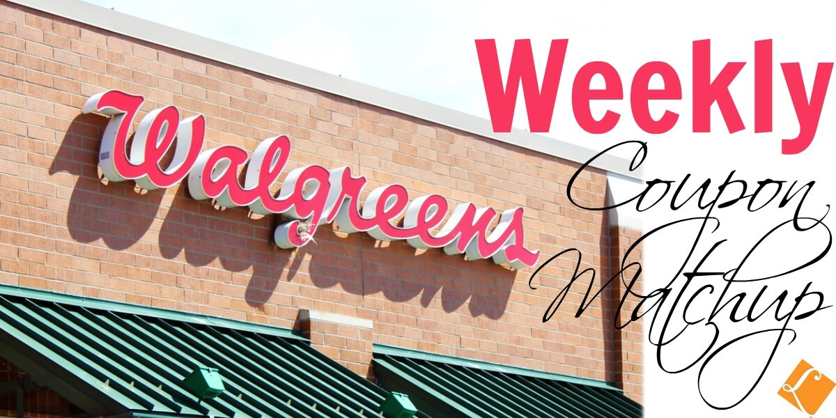 Walgreens Coupon Match Ups 3/24
