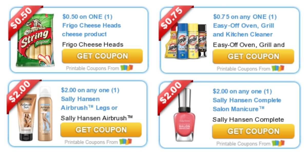 Sally hansen printable coupons 2019