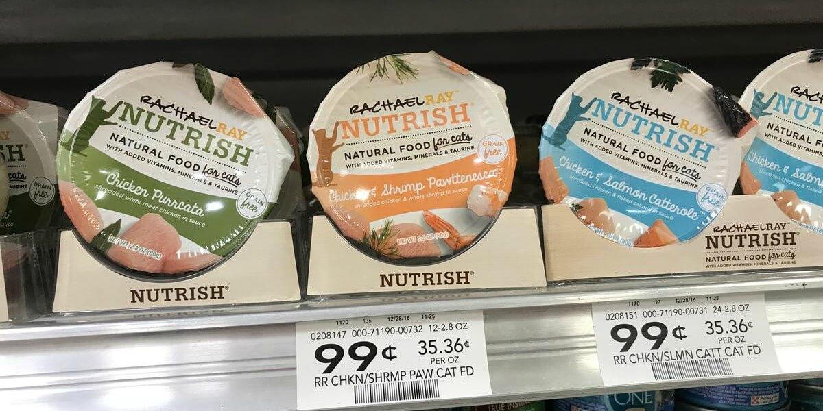 Where To Buy Rachael Ray Wet Cat Food