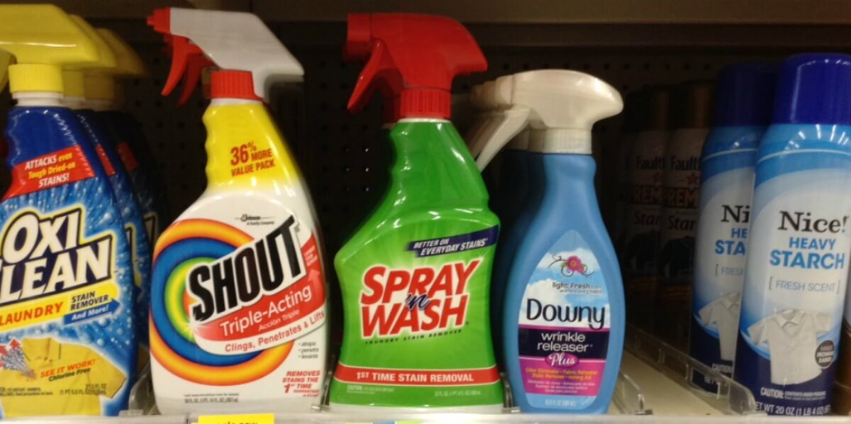 Spray N Wash Laundry Stain Remover Just 0 90 At Publix Living Rich With Coupons