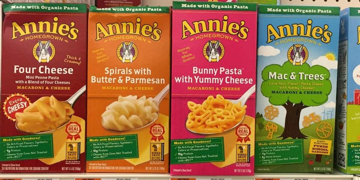 Annie's Fruit Snacks, Granola Bars & Fruit Wands Just $1 at Target!