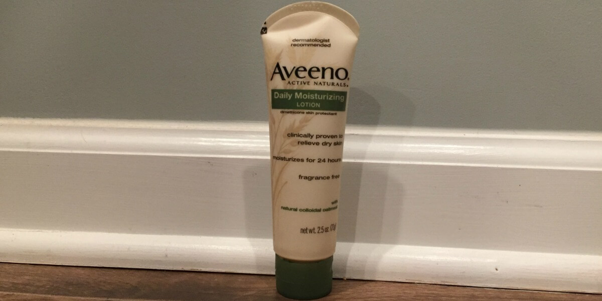FREE Aveeno Daily Moisturizing Lotion at Target!
