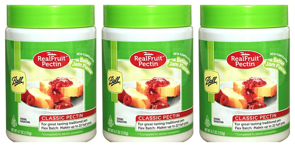 are peppers fruits fruit pectin