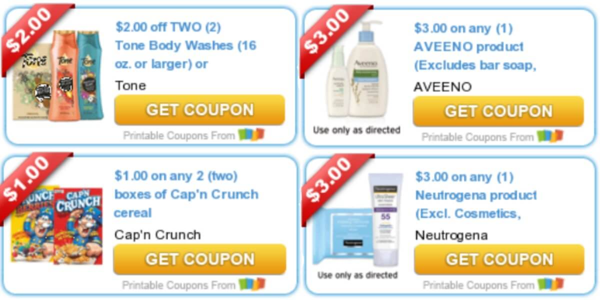 It's just a picture of Genius Body Wash Printable Coupons