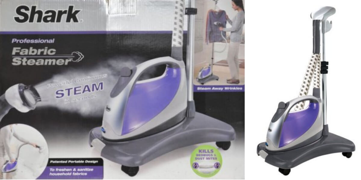 Shark Garment Stand Steamer Gs300 Just 24 95 Reg 49 88 Free Shipping Living Rich With Coupons