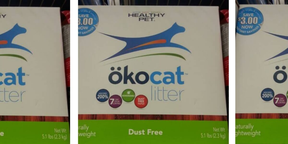 Up To A 6 Money Maker On Okocat Litter At Shoprite Rebate Living Rich With Coupons