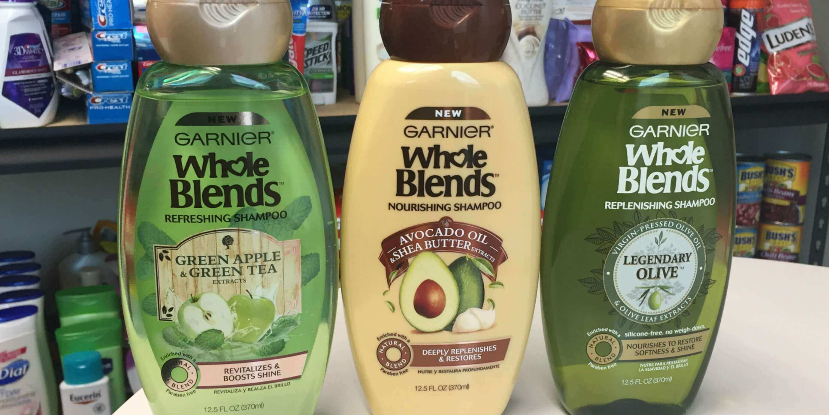 Garnier Whole Blends Coupons February 2019