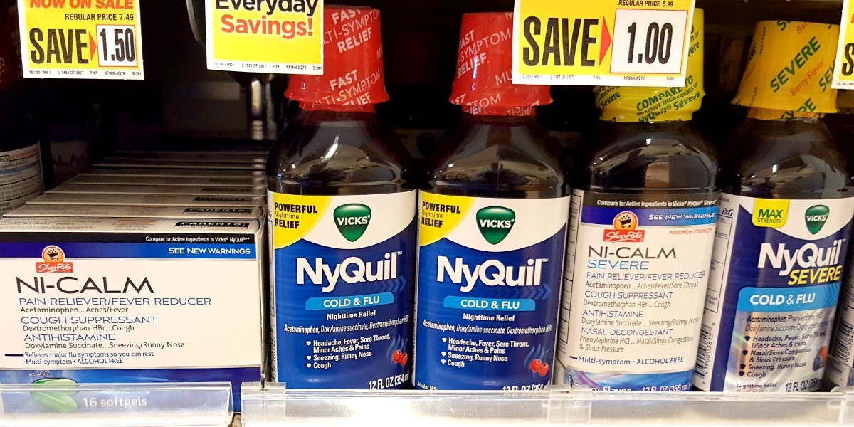 photo about Nyquil Coupons Printable called Vicks NyQuil, DayQuil ZzzQuil Particularly $1.99 at ShopRite! 10