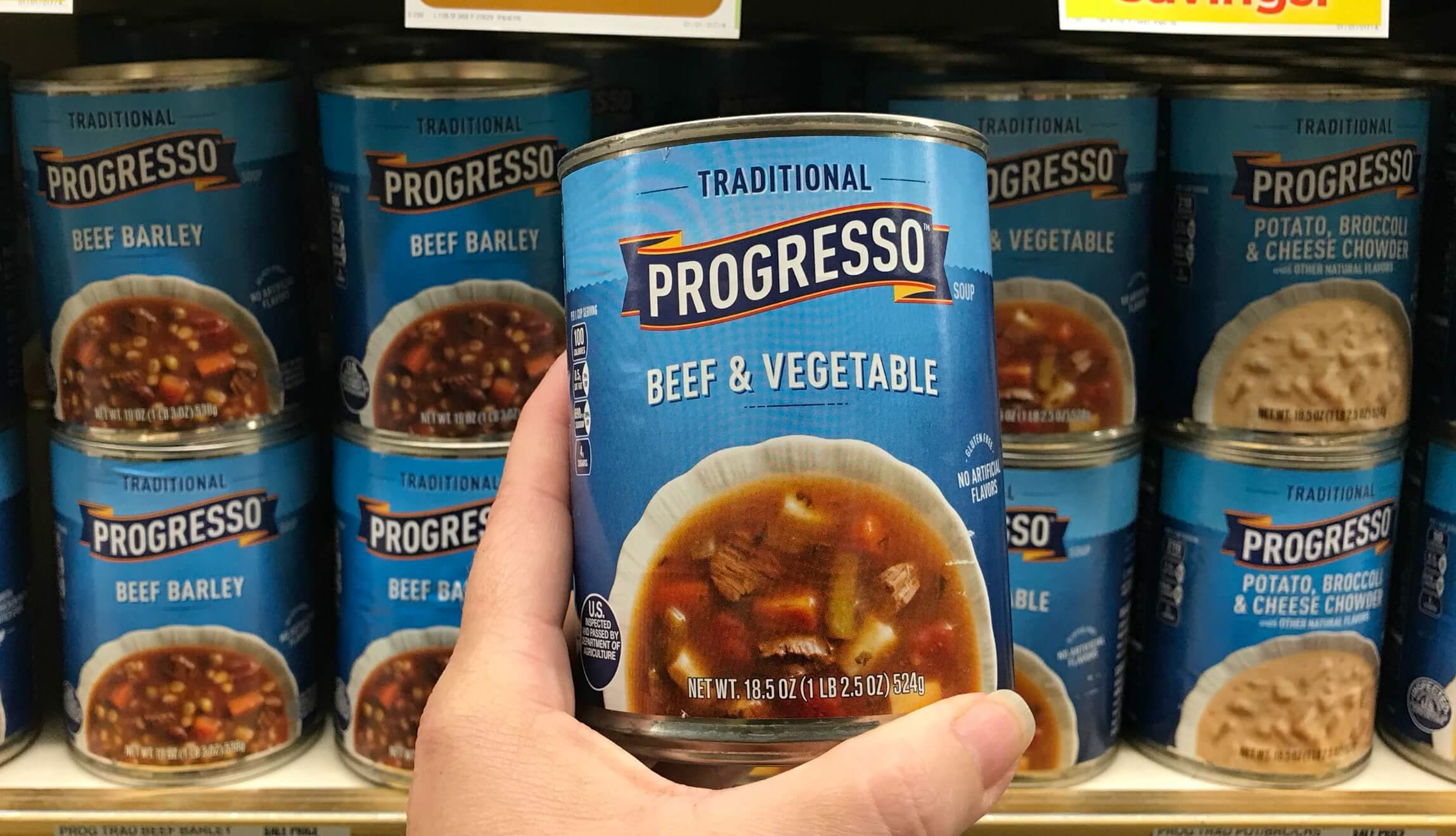 graphic about Printable Progresso Soup Coupons known as Progresso Soups as Very low as $0.88 at Reduce Keep, Huge, and