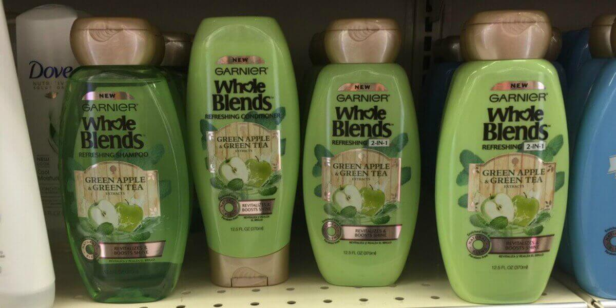 photograph about Garnier Whole Blends Printable Coupon known as Contemporary $2/1 Garnier Complete Blends Hair Treatment Coupon - Far better Than
