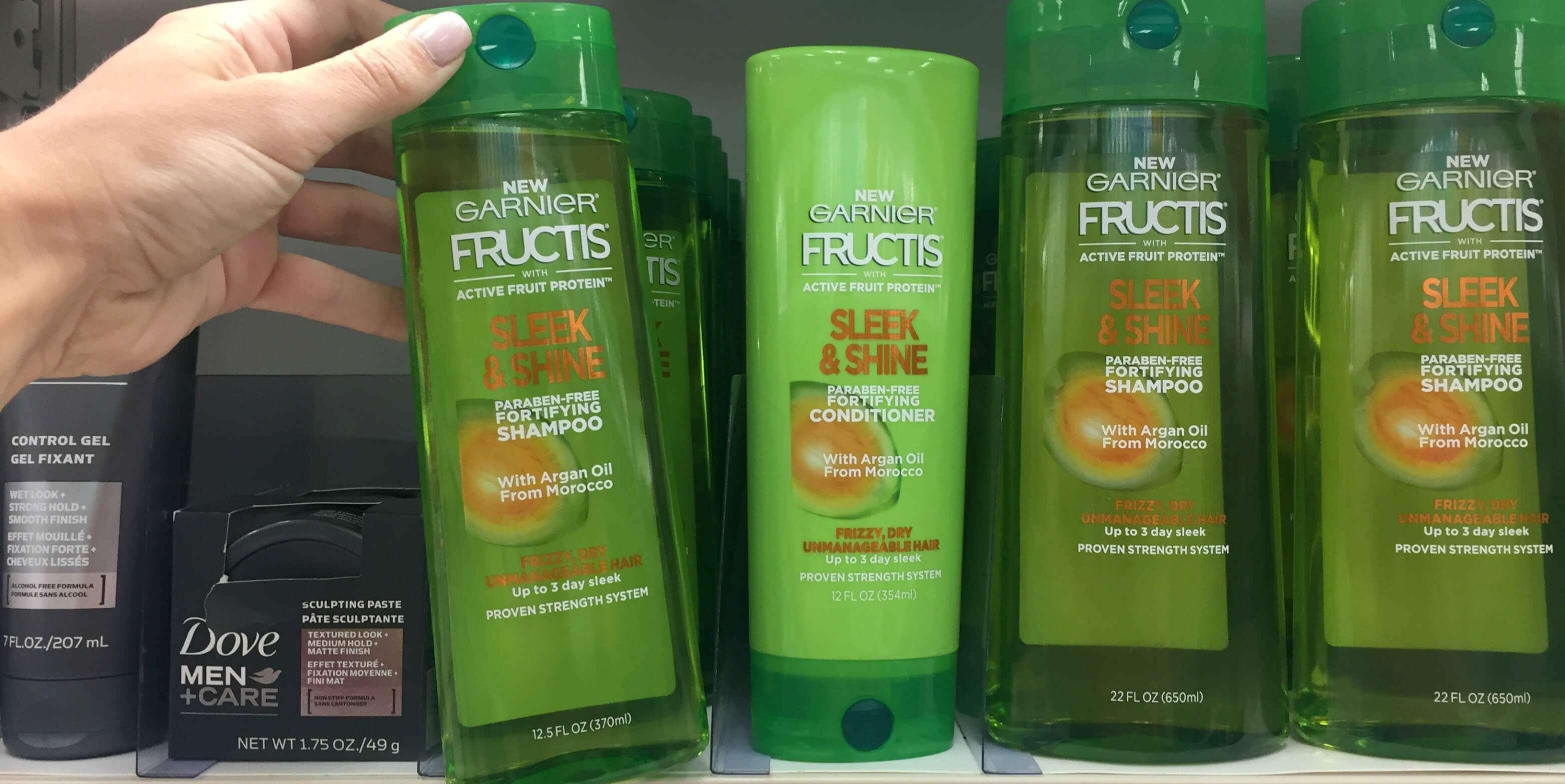graphic regarding Garnier Fructis Printable Coupon identified as Clean $2/1 Garnier Fructis Hair Treatment Coupon - $3 Economical Producer