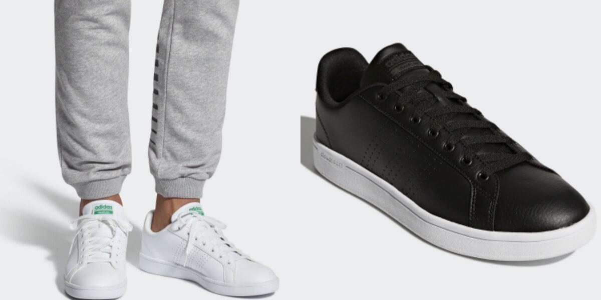 Men's Adidas Cloudfoam Advantage Clean Shoes $19.99 (Reg.$60) ...