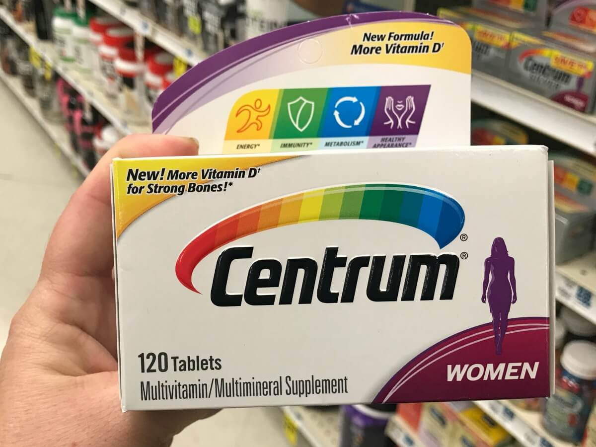photograph relating to Centrum Coupon Printable identify Clean $4/1 Centrum Nutrients Coupon - Up In direction of $4 Fiscal Company at