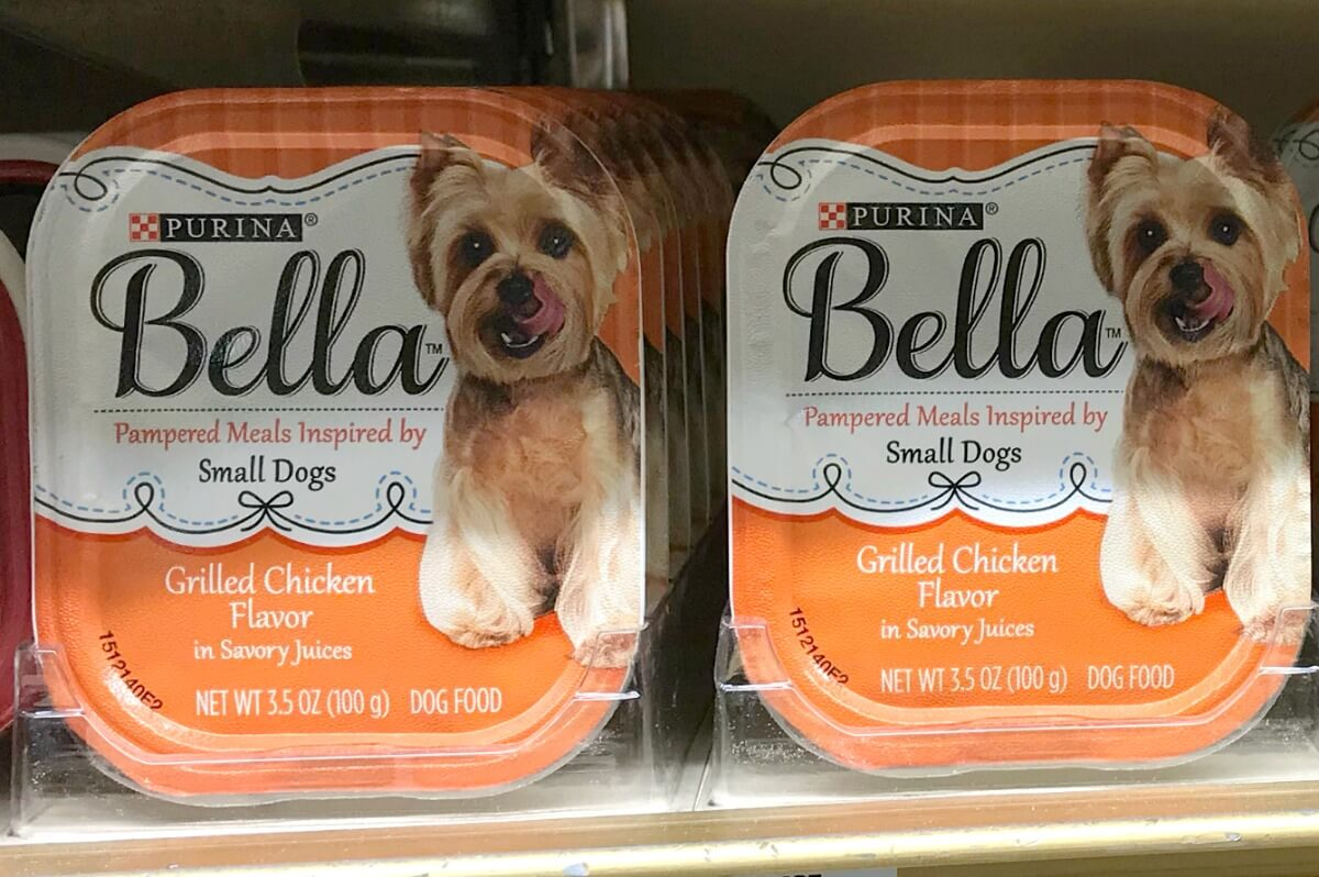 graphic relating to Caesars Dog Food Printable Coupons referred to as $9.50 inside of Contemporary Purina Bella Canine Food items Discount codes - 6 Superior Than
