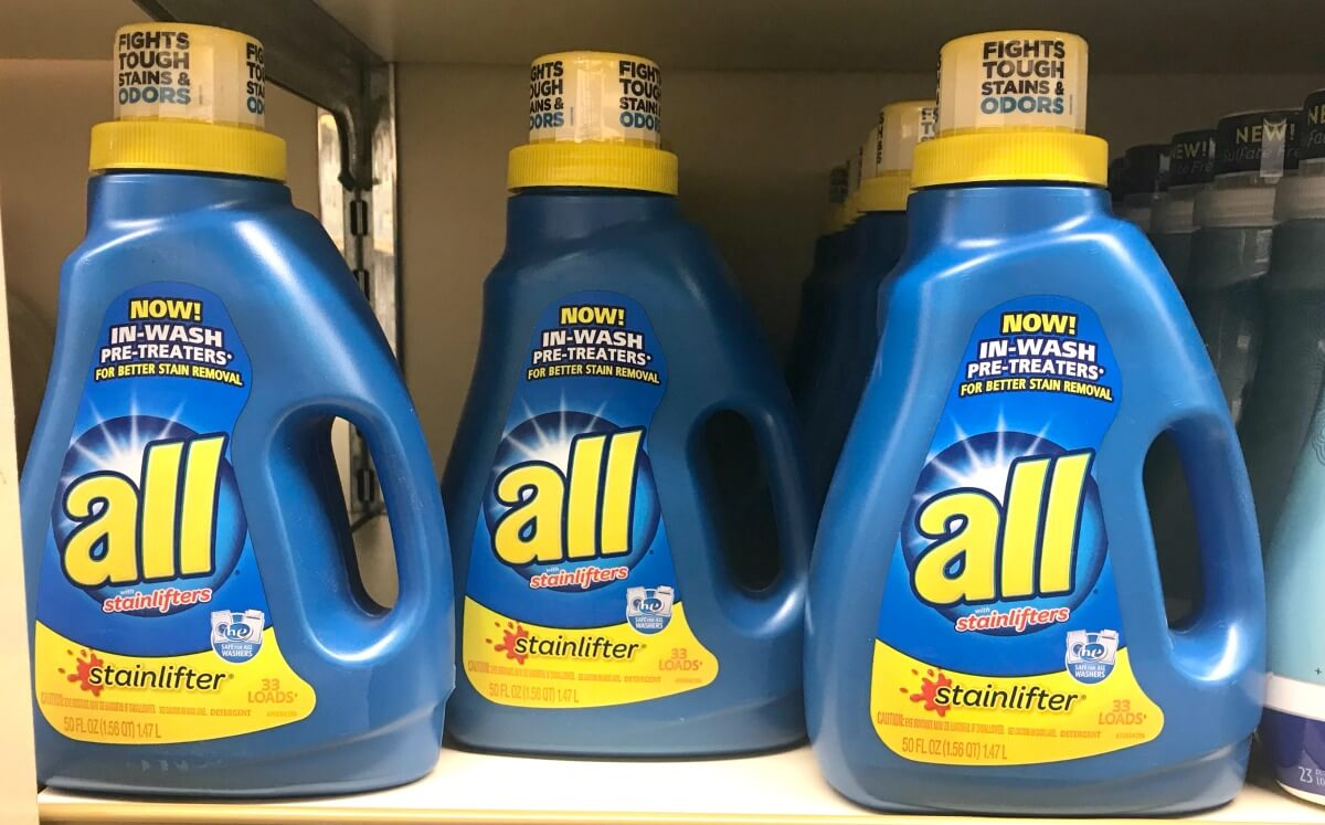 all Laundry Detergent Coupon January 2019