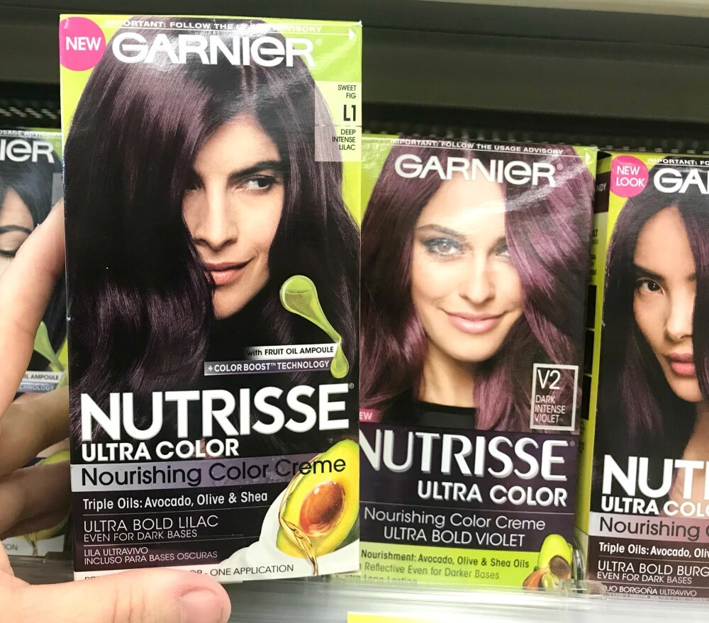 image relating to Garnier Coupons Printable known as Contemporary $2/1 Garnier Nutrisse or Olia Hair Colour Coupon - $1.99
