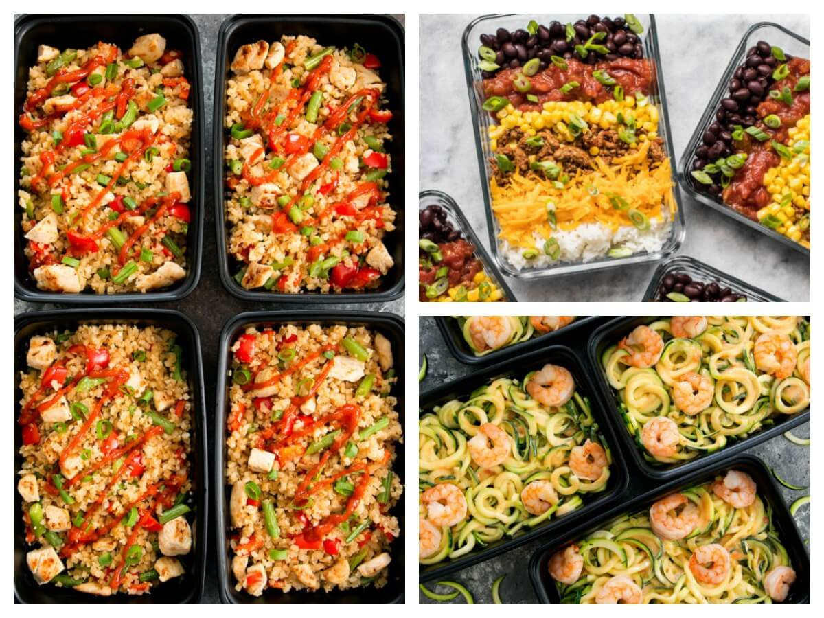 30 Of The Best Low Carb Meal Prep Recipes On Pinterest Living