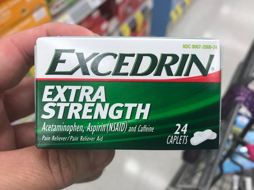Excedrin Coupons January 2019