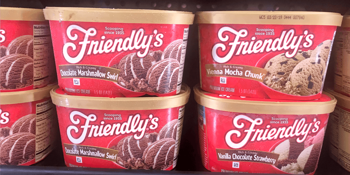 picture relating to Friendly's Ice Cream Coupons Printable Grocery identified as Friendlys Ice Product Exactly $1.00 at ShopRite! 7/1Residing