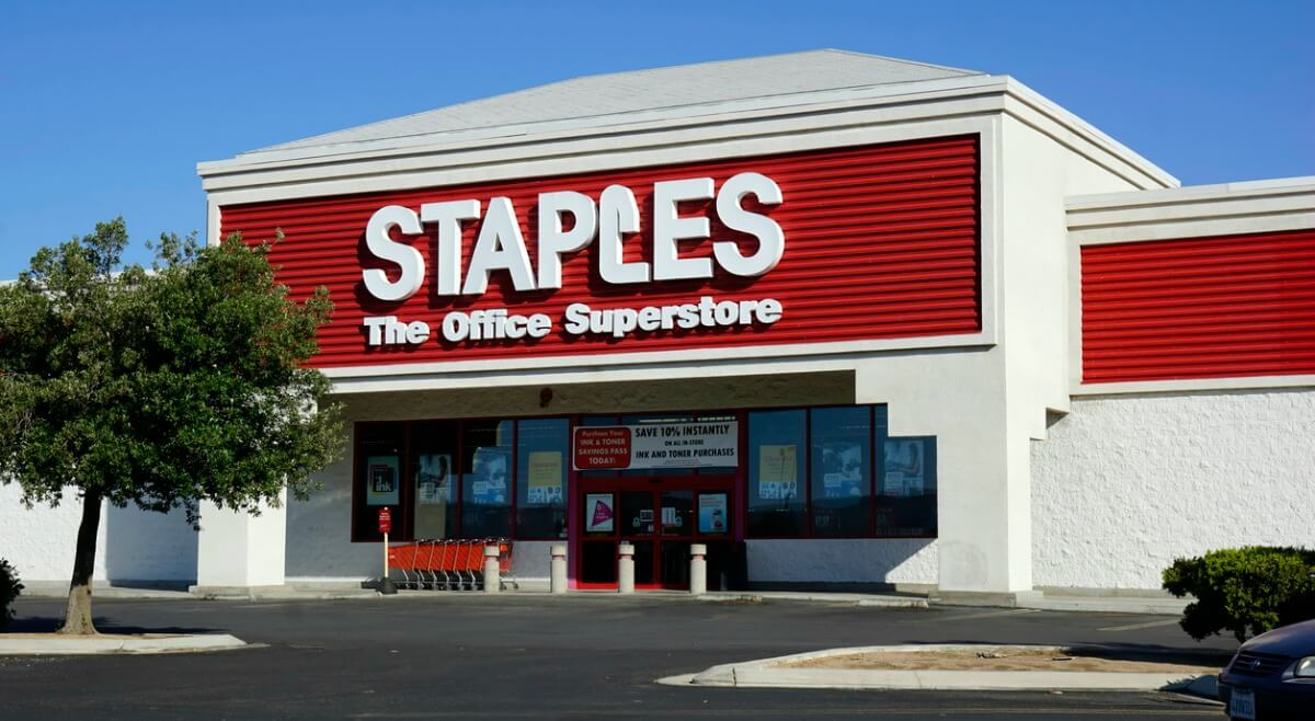 Staples Deals January 2019