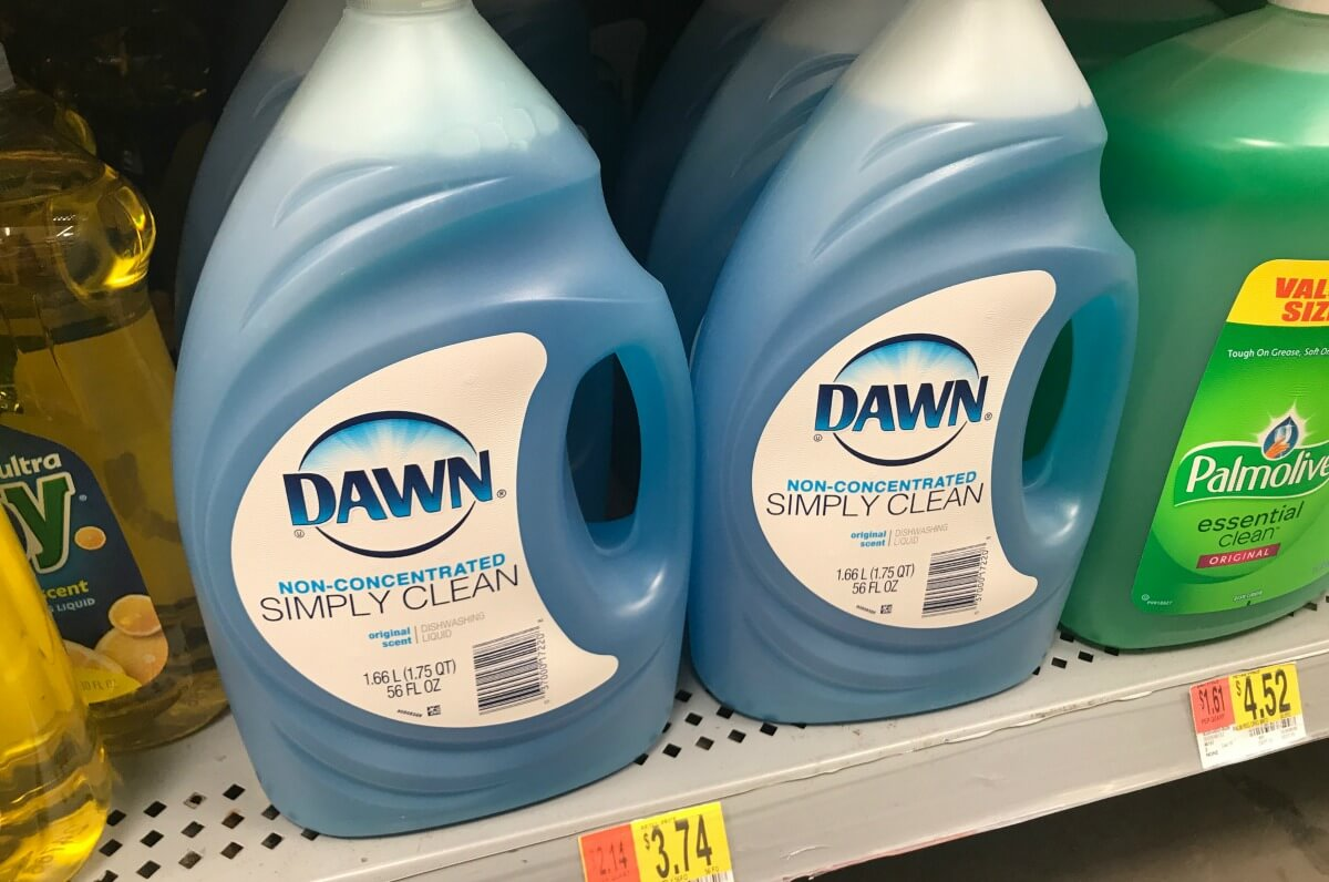 photograph about Printable Dawn Coupons identify No cost Sunrise Dish Cleaning soap 56oz Bottle at Walmart Supreme Revenue Again