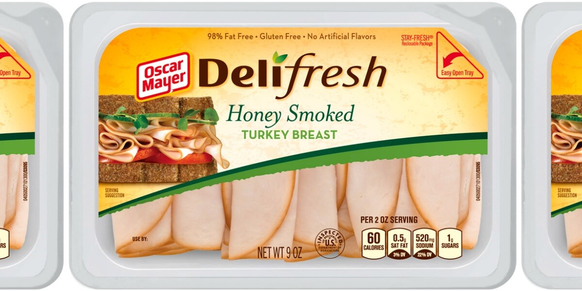 photo relating to Oscar Meyer Printable Coupons known as Scarce! $0.75/1 Oscar Mayer Deli Refreshing Coupon - $1.50 at Finish