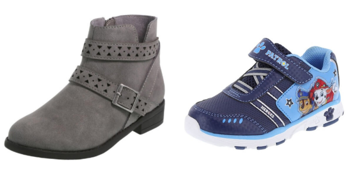 Payless: 50% Off Kids Shoes