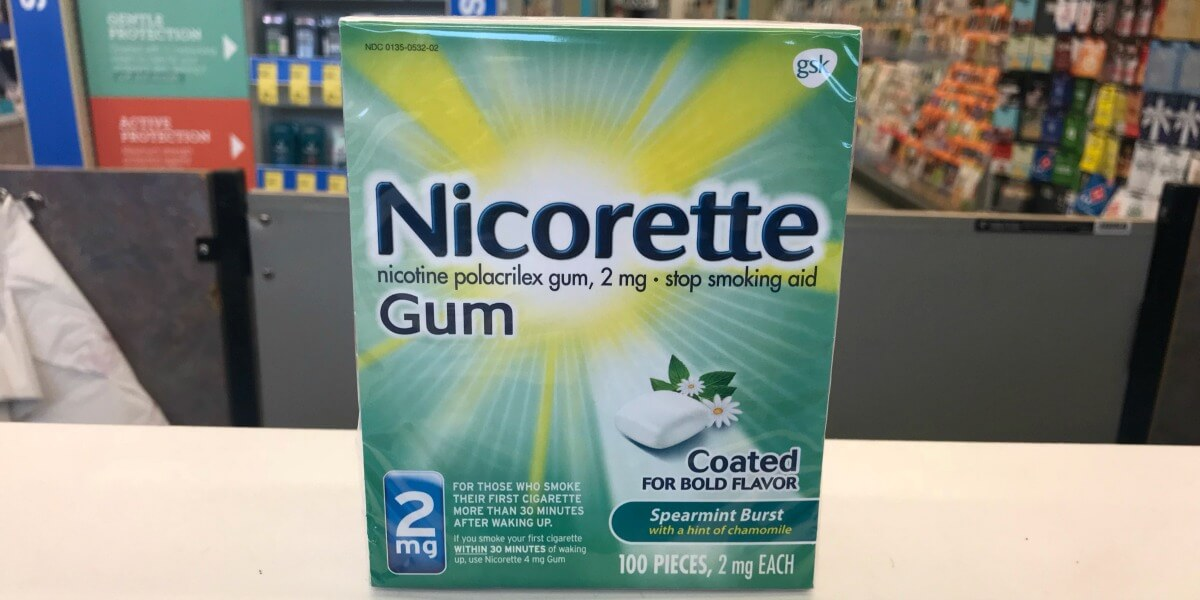 image about Nicorette Printable Coupon identified as Clean $10/1 Nicorette or NicoDerm CQ Coupon DealsLiving Wealthy