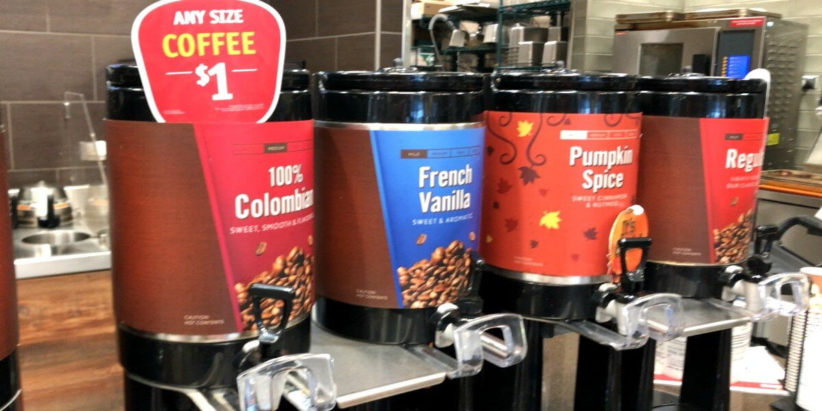 photograph about Wawa Coupons Printable named Order $1.00 Wawa Espresso throughout 10/14Dwelling Wealthy With Coupons®