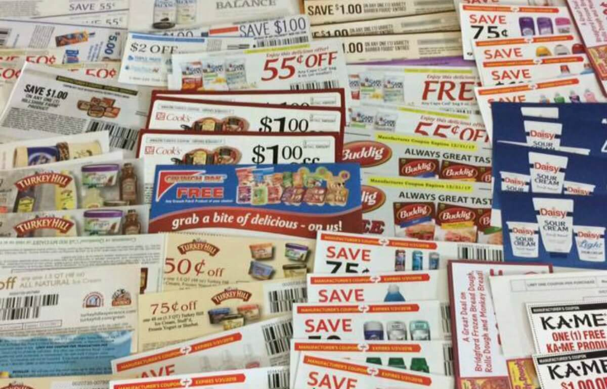 Huge List Of Companies That Send You Coupons Over 400