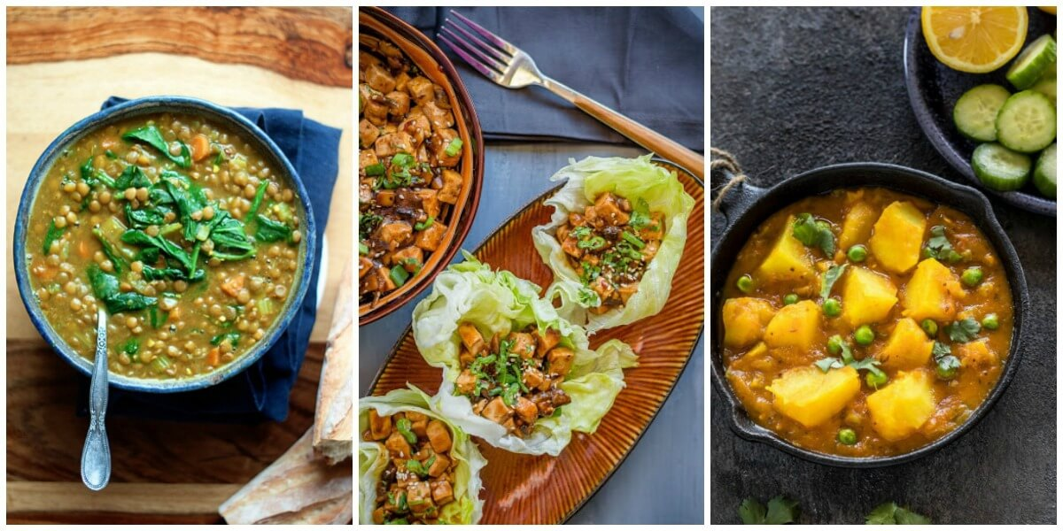 Instant Pot Vegetarian Meals